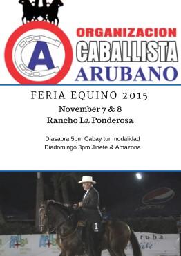 Feria Equino